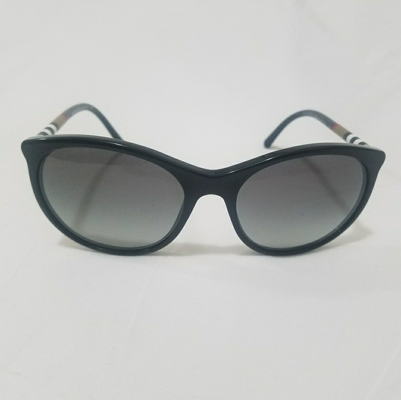 55cc042e0fc9 Burberry Accessories - Burberry Sunglasses - Black Gray - BE4145